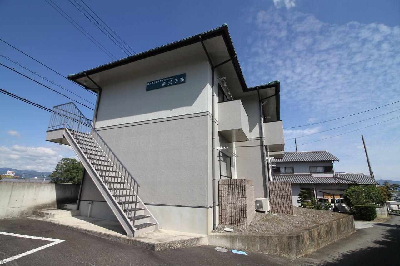 東王子荘(^^♪天気が良いですね☀