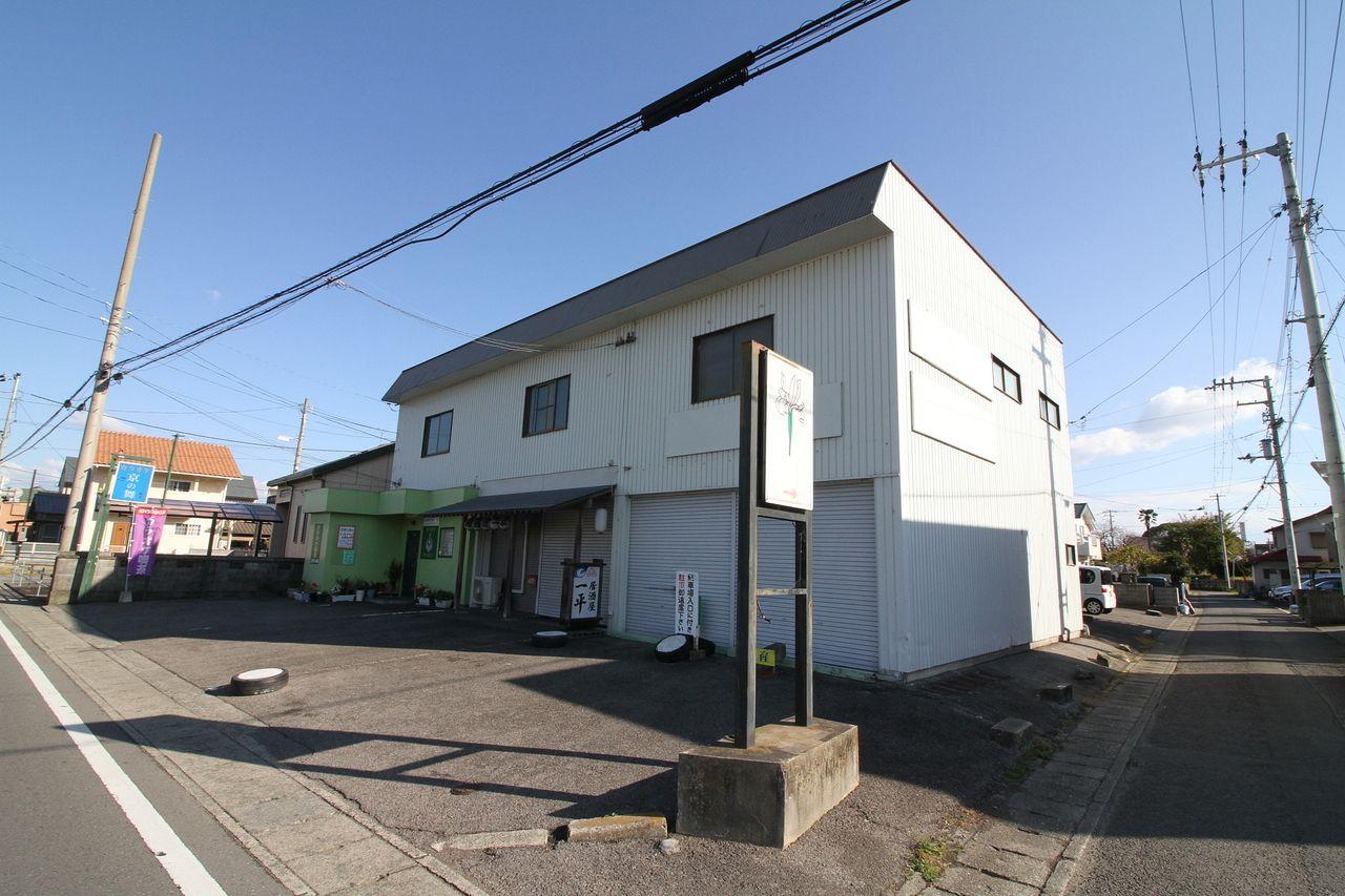 石井町石井テナント・店舗(^^♪西側からの外観です☆★