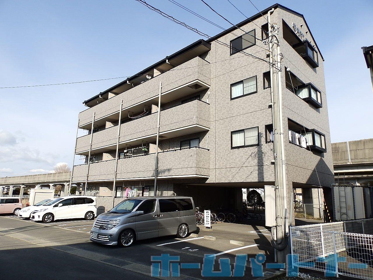 寺内マンション3(^^♪南からの外観☆★