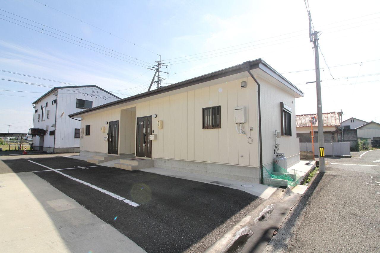 武知住宅(^^♪北側からの外観☆★