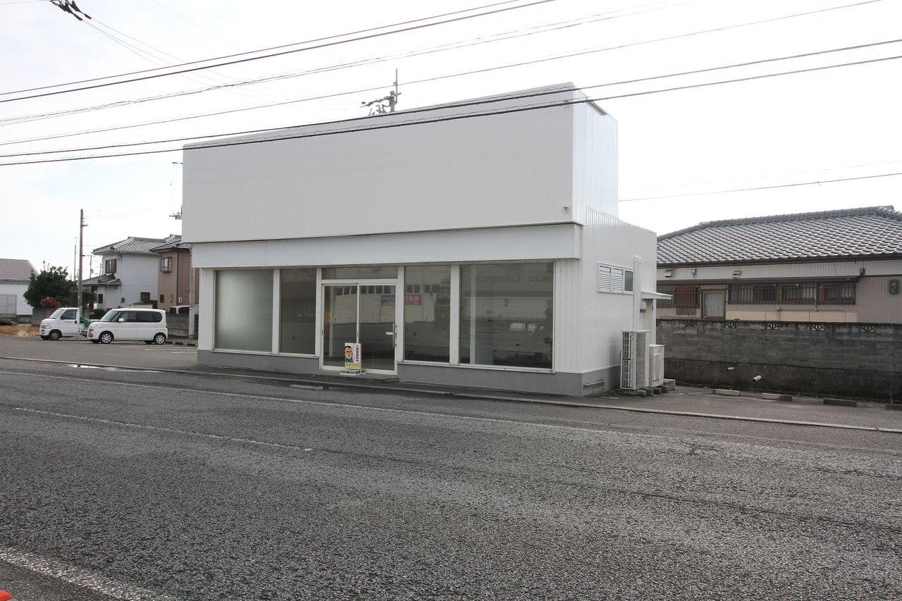上板町西分貸店舗(^^♪北側からの外観☆★