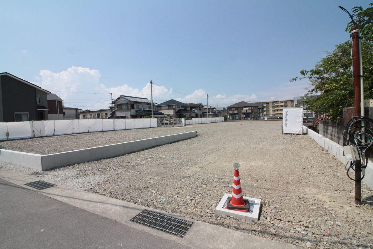 【速報!!石井町新築アパート建築か!?】