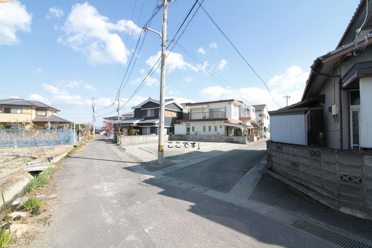 【土地】石井町重松 約50坪