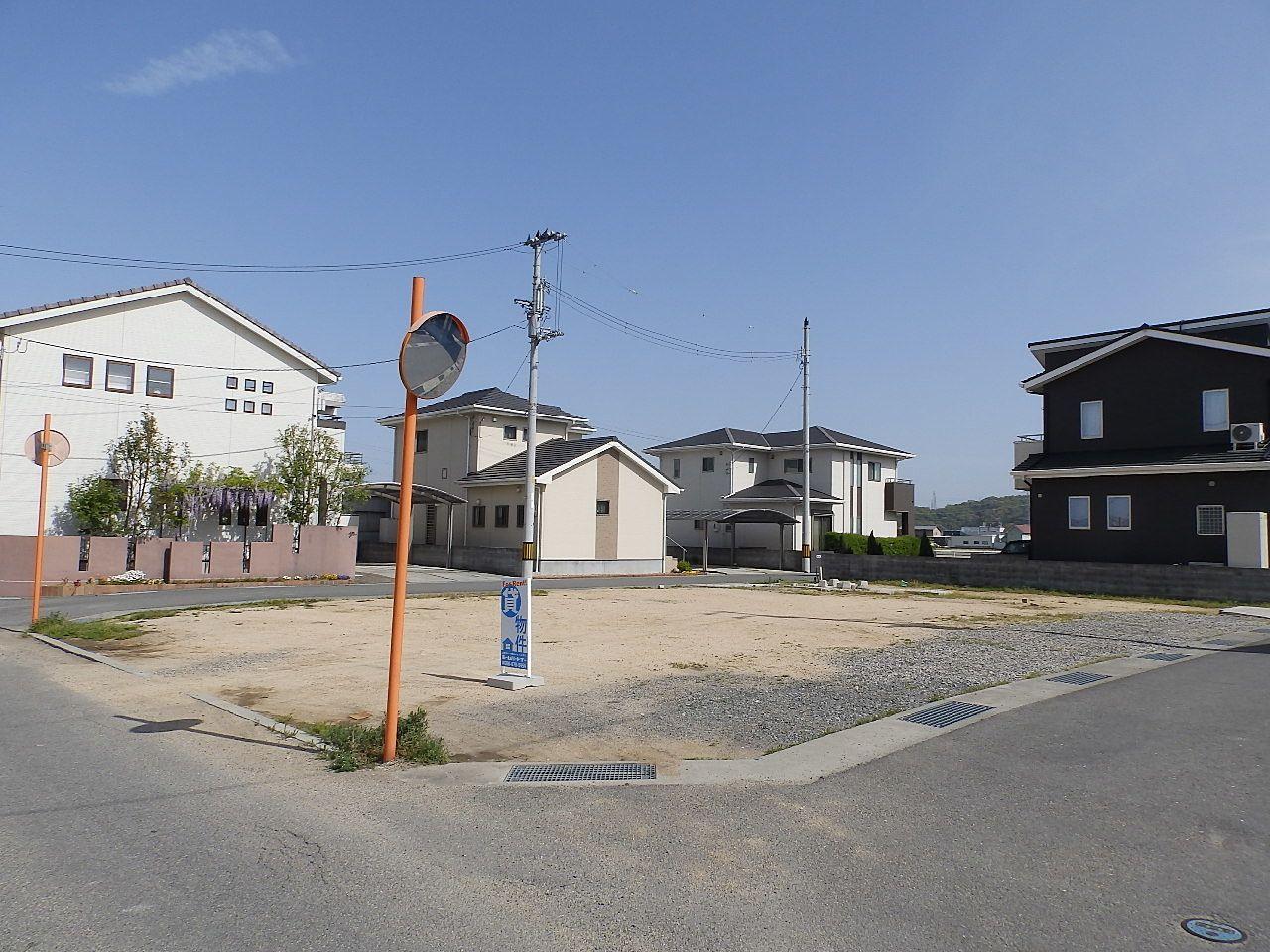 【土地】石井町高川原 約100坪