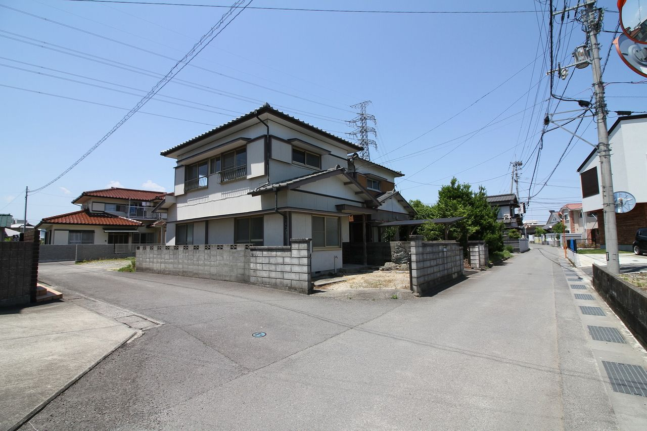 【石井町中古住宅】石井小学校区