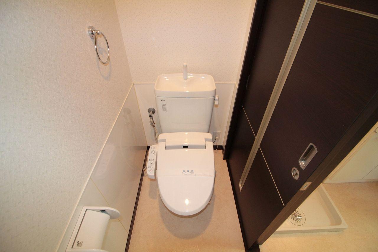 石井町 ホワイトホームトイレ