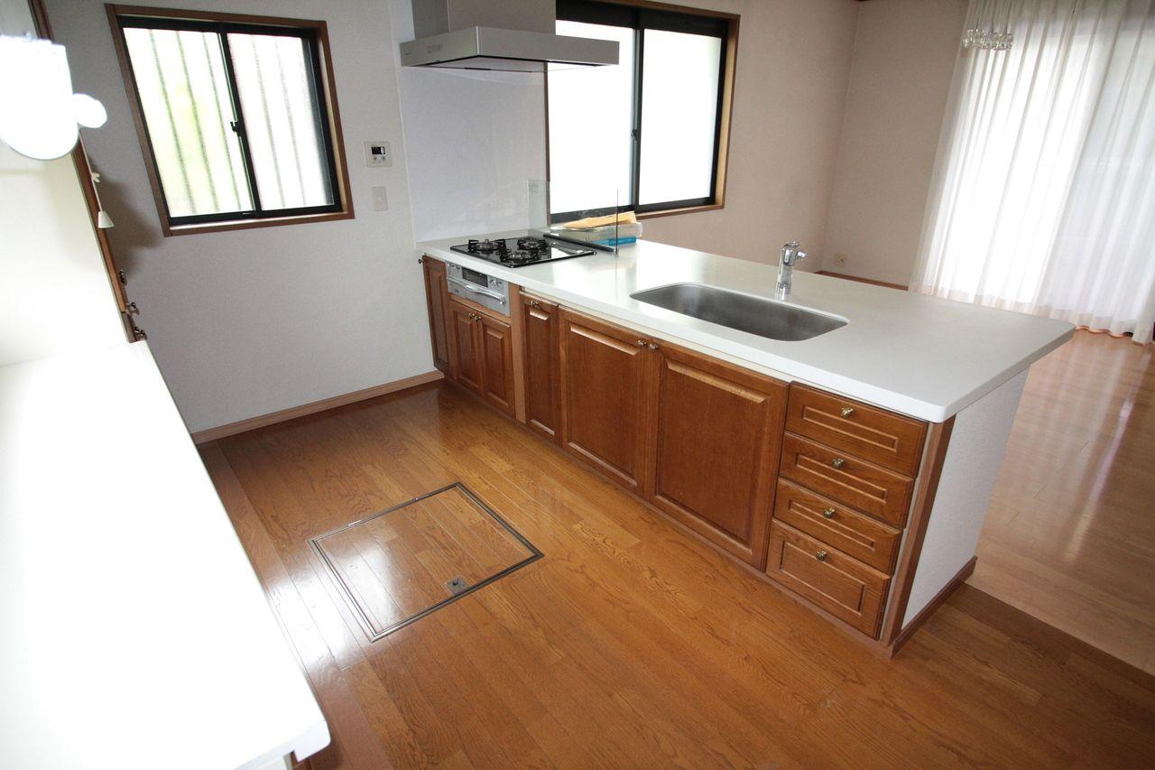 東吉野町1丁目 戸建キッチン