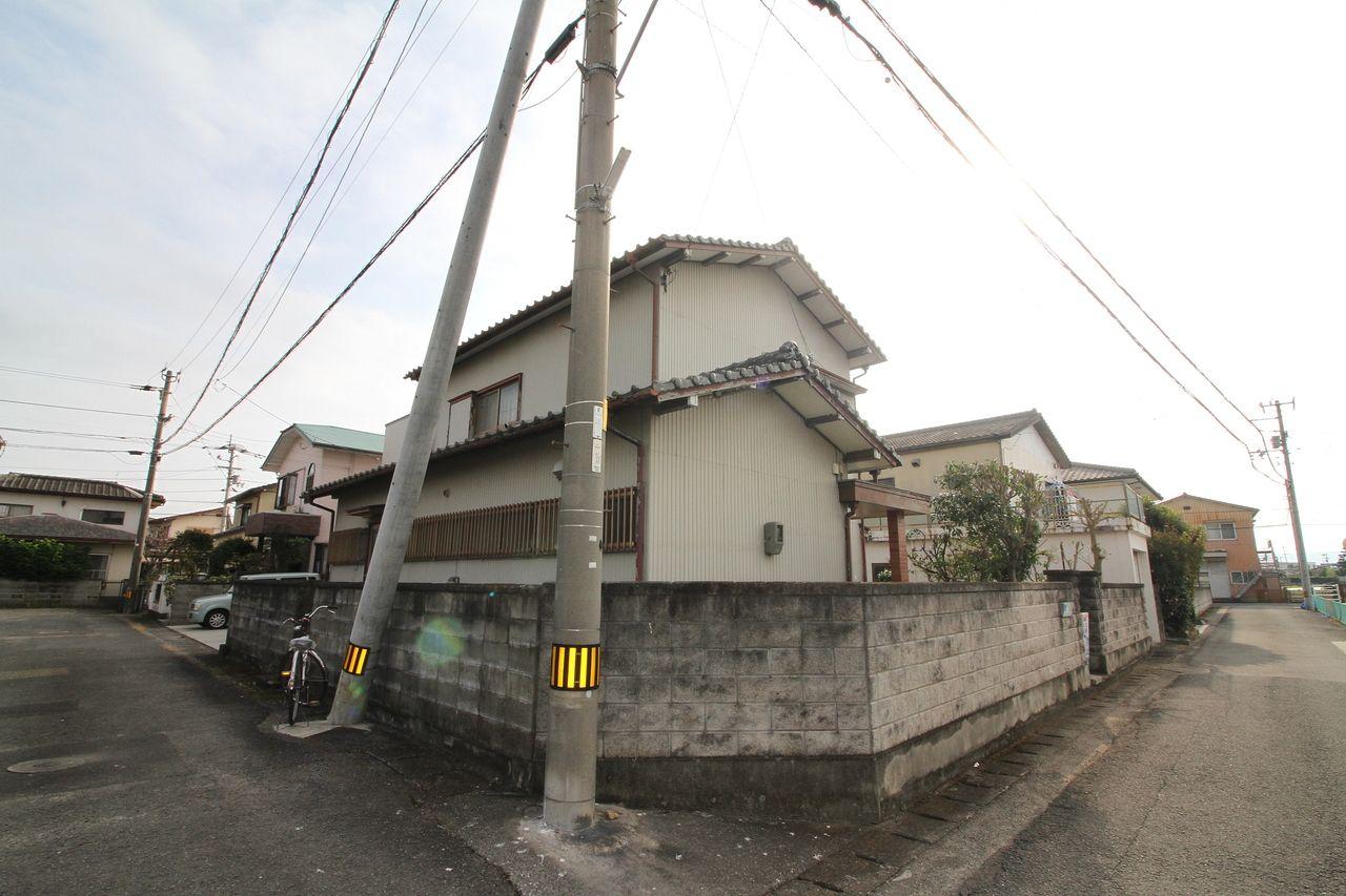 藍住町矢上江ノ口 中古住宅 外観 西側