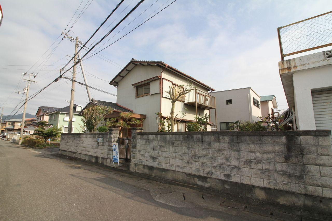 藍住町矢上江ノ口 中古住宅 外観